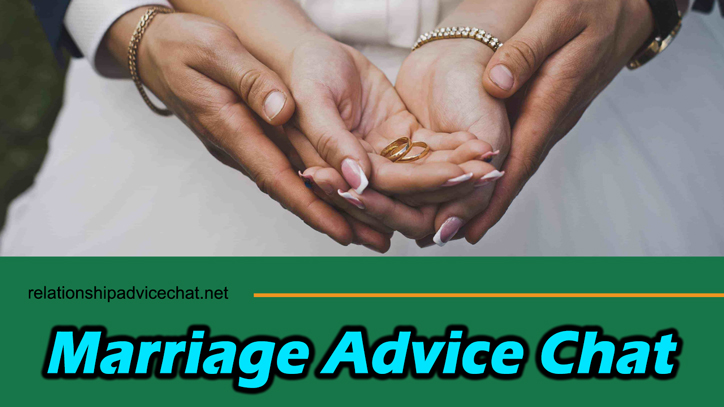 Marriage Advice Chat