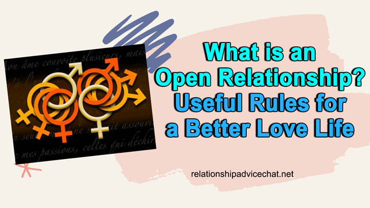 Rules for Starting an Open Relationship
